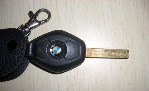 07年宝马3系钥匙全丢匹配