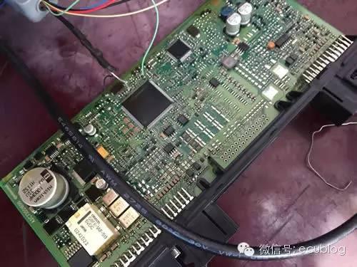 宝马e66cd主机接线图