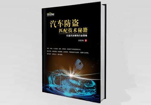 《汽车防盗匹配技术秘籍》书