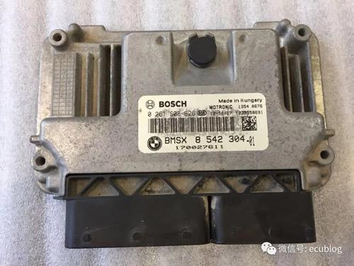 更换拆车ECU电脑怎么修改VIN车架号