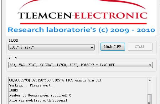 俊翔:突破障碍,博世EDC17、MEV17电脑防盗取消软件